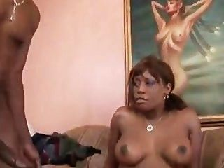 "Ebony Star Cinnabunz In ""black Big Boob Bangeroo #13"""