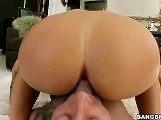 Nicole Aniston Gets A Creampie