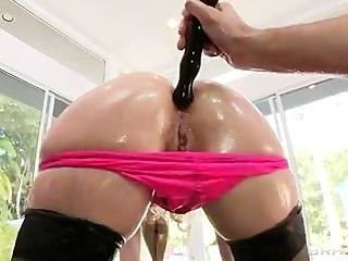 Anal With Blonde Slut Ashley Fires