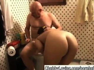 Cute Chubby Honey Loves Sloppy Oral Sex