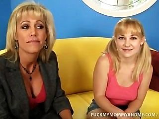Mother Daughter Cock Suck And Fuck