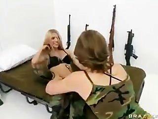 Military Muff Munchers
