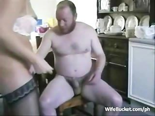 Middle Aged Couple Homemade Sex