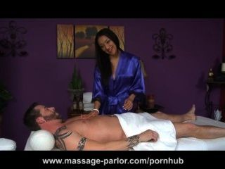 Vicki Chase Gives The Best Massage In Town