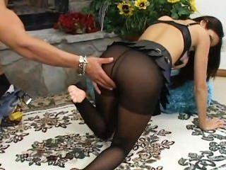Pantyhose Whores - Scene 2