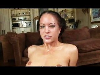 Jamie Huxley Gets Her Face Fucked Hard
