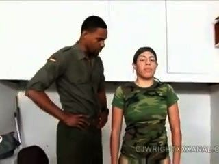 Sophia Castello Military Punishment