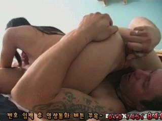 Corean Girl Fucked By French Guy