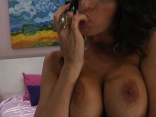 Gorgeous Brunette Masturbates For You