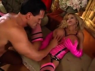 Misty Knights Pink Latex Fuck