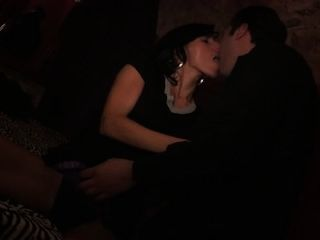 French Beurette Milf Bettina Anal Sex In Club Libertin