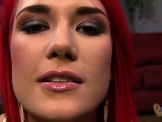 Red Haired Teen Scarlet Gives Pov Hand Job