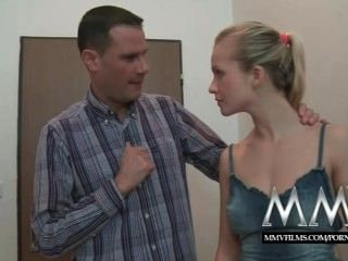 Mmv Films German Teen Gets Picked Up And Fucked