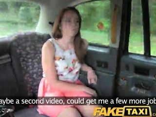 Faketaxi Taxi Man Caught Out By Feisty Red Head