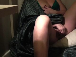 Hidden Cam Caught Masturbate In Closet