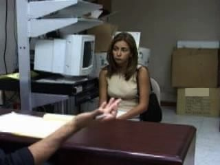 Vanessa In Backroom Facials, And Anal