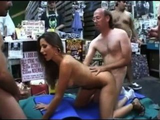 Unbelievable Hot Wifes Husband Lets Her Get Fucked In A Porn Shop