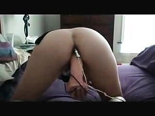Naughty Wife Fills Her Holes