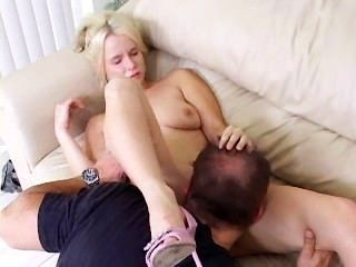 Adorable Teen Porn Debut