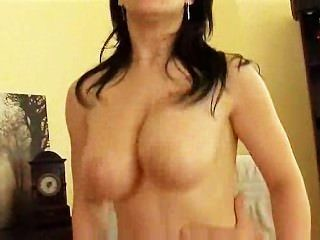 Milf Titty Fucks Her Husband