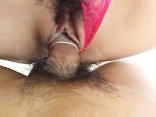 Hairy Asian Is Horny