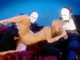 Sophie Evans Gets Dped By Masked Men