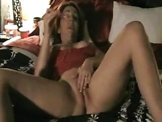 husband tapes wife dildo