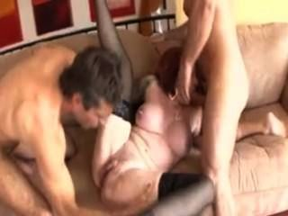 Kylie Ireland Threesome