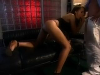 Anal Pleasure Brunette