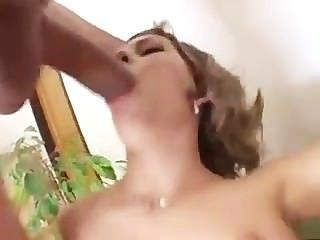 This Chick Loves To Fuck Two Dicks