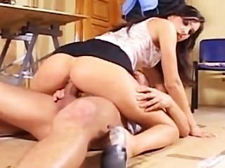 Alexa May & Mya Diamond Fuck A Lucky Guy