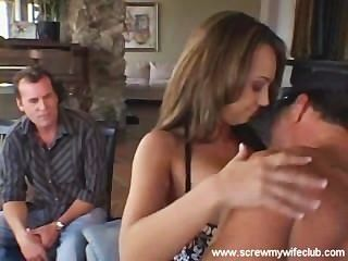 Sexy And Busty Wife Fucked Real Good
