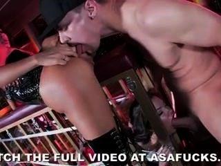Asa, Sophia, Justice Caged Fuck