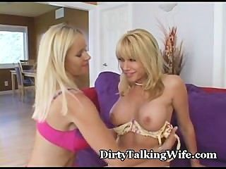 Hot Milf Fucks A Friend