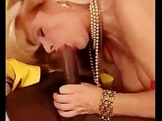 Babette Blue Fucks In Group