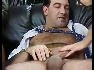 Babette Blue Fisting Threesome