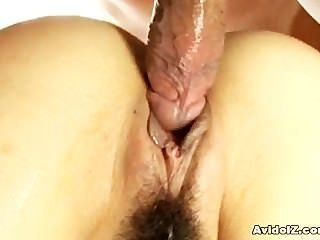 Aimi Nakatani Fucked To The Max!