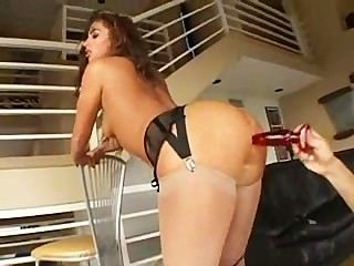 Naomi Russell Gets Butt Pugged The Butt Fucked