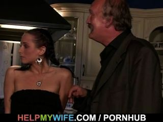 Hot Wife Sucks And Fucks Stranger
