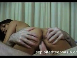 Jennifer Filipino Amateur Student 18+ Enjoys Every Thrust