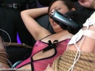 Japanese Bondage Sex - Extreme Bdsm Punishment Of Ayumi (pt. 11)