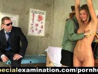 A Very Special Humiliating Medical Examination