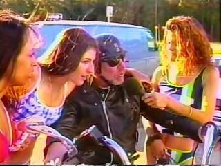 Biker Girls Going Crazy 01 - Part 1