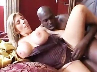 Sara Jay Loves Black Cock