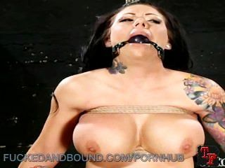 Brunettes Bondage Punishment
