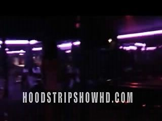 Stripper Backstage Action Caught On Tape