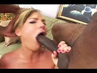 Interracial Hole Stretchers 2 - Scene 2