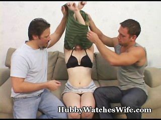Newlyweds Try Swinging