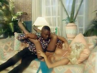 Helen Duval Ass Fucked By Sean Michaels Giant Black Cock.