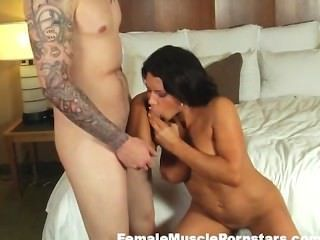 Leena Muscle Fucking And More